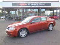 Tried-and-true, this Used 2012 Dodge Avenger SE lets