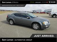 2012 Dodge Avenger SE in Tungsten Metallic Clearcoat