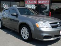 2012 Dodge Avenger SE! WE FINANCE -72k miles! Trades