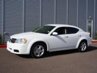 2012 DODGE AVENGER SEDAN 4 DOOR Our Location is:
