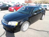 2012 DODGE AVENGER Sedan Our Location is: Used Car