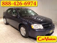 2012 DODGE AVENGER Sedan SE Our Location is: Conicelli