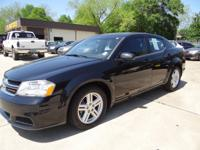 Exterior Color: black, Body: SXT 4dr Sedan, Engine: 2.4