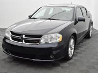 Recent Arrival! 2012 Dodge Avenger SXT Plus Clean
