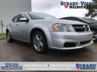 TWO OWNER 2012 DODGE AVENGER SXT**CLEAN CAR FAX**Grab a