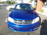 Options:  2012 Dodge Avenger Sxt 4Dr Sedan|Blue|Grille