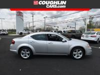Recent Arrival! This 2012 Dodge Avenger SXT in Silver