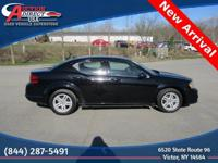 One Owner | No Accidents | 2012 Dodge Avenger SXT | 2.4