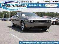 This 2012 Dodge Challenger SXT has ONLY 8,286 miles
