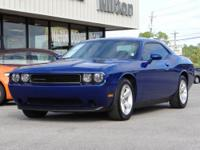 2012 Dodge Challenger 2 Dr Coupe SXT Our Location is:
