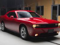 Redline Pearl Challenger R/T RWD, 1-Owner, Check out