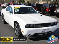 "2012 Dodge Challenger SXT with 20"""" Dodge"