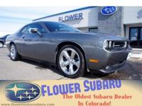 Introducing the 2012 Dodge Challenger! Take control of