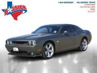 2012 DODGE CHALLENGER 2dr Car SRT8 392 Our Location is:
