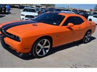 2012 Dodge Challenger 2dr Coupe SRT8 392 SRT8 392 Our