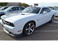 SRT8 392 trim. $700 below NADA Retail! CARFAX 1-Owner,