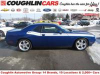 STREAK THRU TOWN WITH THIS AWESOME 2012 CHALLENGER R/T!