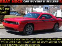 CLEAN CARFAX, NAVIGATION, R/T CLASSIC. The 2012 Dodge