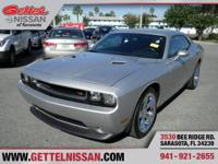 Options:  2012 Dodge Challenger R/T|Silver|5.7L V8|2