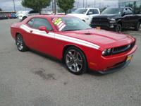 You can find this 2012 Dodge Challenger R/T Classic and
