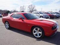 ONLY 33,381 Miles! SRT8 392 trim. Heated Leather Seats,