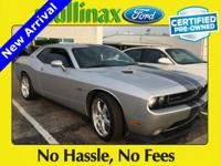 2012 Dodge Challenger SRT8 392, 6.4L V8 Hemi, Leather,