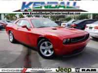 You'll NEVER pay too much at Kendall Dodge Chrysler