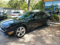 2012 Dodge Challenger SXT Plus... Black Leather