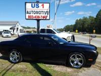 Options:  2012 Dodge Challenger Sxt 2Dr