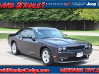 Challenger SE, 3.6L V6 24V VVT, and Automatic. STOP!
