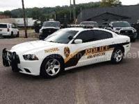 2012 Dodge Charger Police,4-DR, 5.7L V8 OHV 16V.