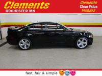 Options:  2012 Dodge Charger 4Dr Sdn Rt Plus
