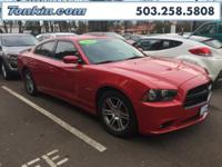 WOW!!! Check out this. 2012 Dodge Charger R/T Red Line