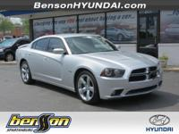 Charger R/T and HEMI 5.7L V8 Multi Displacement VVT.