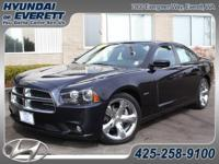 2012 Dodge Charger R/T with the HEMI! Backed with a