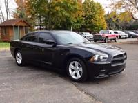 Options:  2012 Dodge Charger Se|Black|2012 Dodge