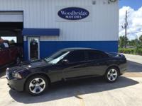 Options:  2012 Dodge Charger Se|Black|**One