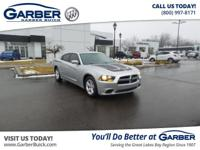 Introducing the 2012 Dodge Charger SE! Featuring a 3.6L