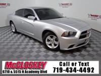 Take a ride on the wild side in this 2012 Dodge Charger
