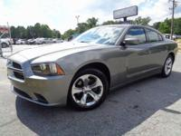 *White Glove Detailed*. Charger SE, 4D Sedan, RWD,