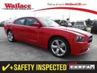 2012 DODGE CHARGER SEDAN 4 DOOR 4dr Sdn RT RWD Our