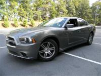 This 2012 Dodge Charger SE is offered exclusively by