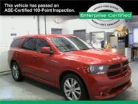 2012 Dodge Durango AWD 4dr R/T Our Location is: