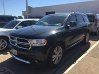 We are excited to offer this 2012 Dodge Durango. This