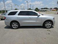 Look at this 2012 Dodge Durango R/T. Its Automatic