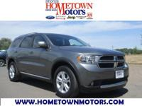 Dodge Durango. Here is to the lucky seven. Here is to