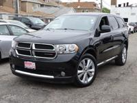 Come test drive this 2012 Dodge Durango! Generously