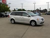 Perfect family car.This Grand Caravan comes is silver