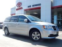 We are excited to offer this 2012 Dodge Grand Caravan.