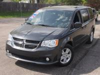 Nicely equipped 2012 Dodge Caravan Crew with DVD. Full